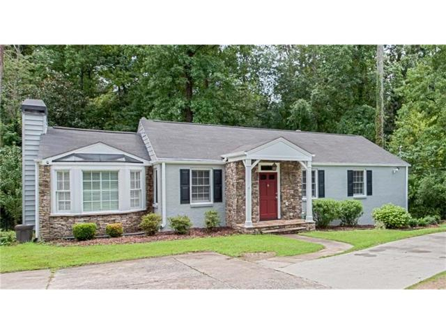 301 Windsor Parkway, Sandy Springs, GA 30342 (MLS #5896152) :: RE/MAX Paramount Properties
