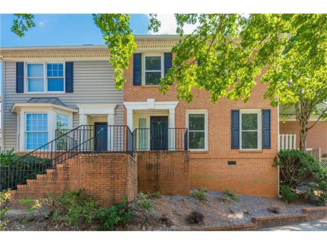 72 Mount Vernon Circle #72, Dunwoody, GA 30338 (MLS #5896222) :: North Atlanta Home Team