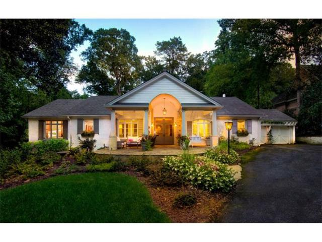 115 Blackland Road NW, Atlanta, GA 30342 (MLS #5896239) :: North Atlanta Home Team