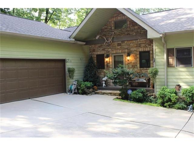 844 Oglethorpe Mountain Road, Jasper, GA 30143 (MLS #5896240) :: North Atlanta Home Team