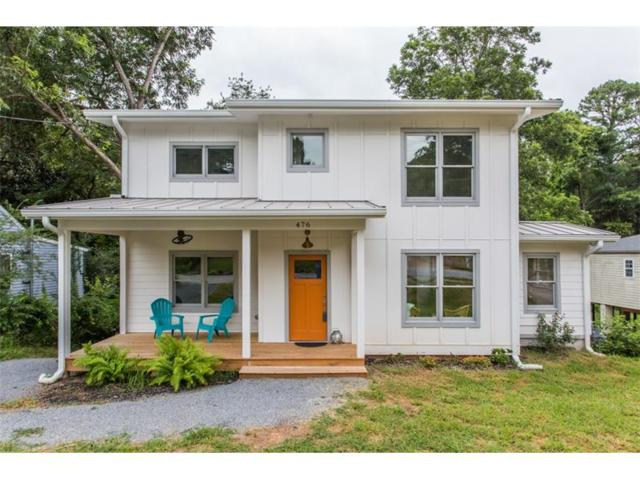 476 Maynard Terrace SE, Atlanta, GA 30316 (MLS #5896279) :: North Atlanta Home Team