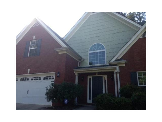1465 Highland Oaks Way, Lawrenceville, GA 30043 (MLS #5896421) :: North Atlanta Home Team