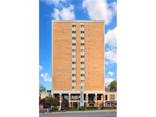 2285 Peachtree Road NE #1402, Atlanta, GA 30309 (MLS #5896422) :: North Atlanta Home Team