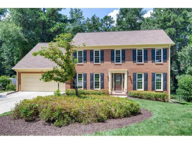 4168 Allenhurst Drive, Peachtree Corners, GA 30092 (MLS #5896526) :: North Atlanta Home Team