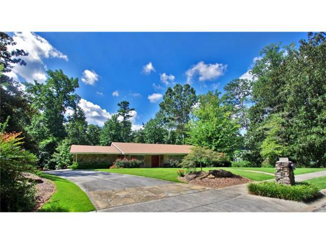 1521 Victoria Falls Drive, Atlanta, GA 30329 (MLS #5896568) :: North Atlanta Home Team