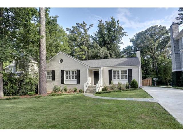 689 Wilson Road NW, Atlanta, GA 30318 (MLS #5896584) :: North Atlanta Home Team