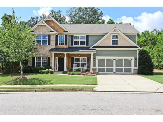 515 Blue Mountain Rise, Canton, GA 30114 (MLS #5896633) :: Path & Post Real Estate
