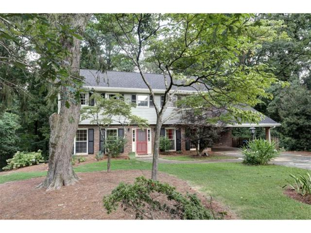 3908 Parkcrest Drive NE, Brookhaven, GA 30319 (MLS #5896677) :: The Hinsons - Mike Hinson & Harriet Hinson