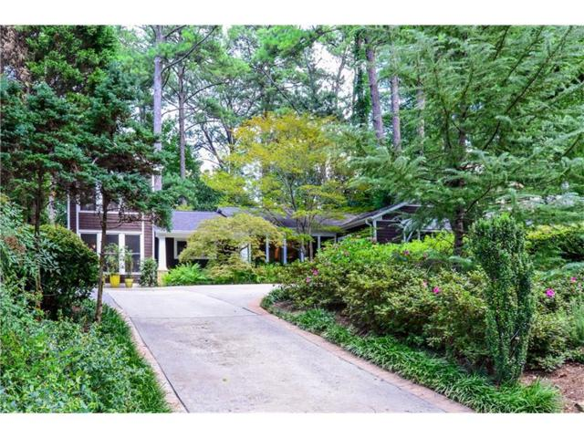 1050 Lindridge Drive NE, Atlanta, GA 30324 (MLS #5896693) :: The Hinsons - Mike Hinson & Harriet Hinson