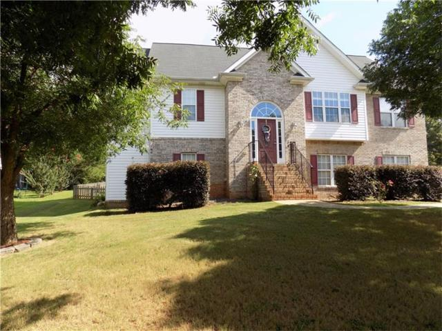 27 Stiles Fairway NW, Cartersville, GA 30120 (MLS #5896732) :: North Atlanta Home Team