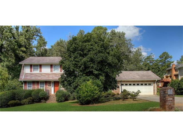 4123 Autumn Hill Drive, Stone Mountain, GA 30083 (MLS #5896767) :: The Cowan Connection Team