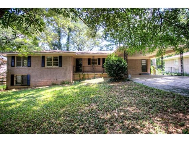 2760 Davidson Drive, Lithonia, GA 30058 (MLS #5896776) :: Carrington Real Estate Services