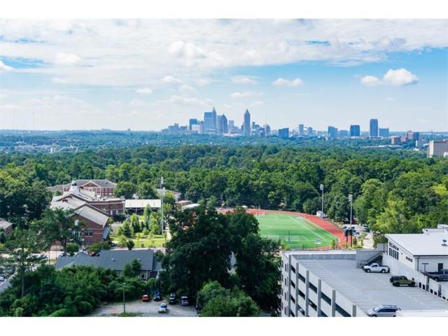 250 Pharr Road NE #1310, Atlanta, GA 30305 (MLS #5896890) :: The Cowan Connection Team