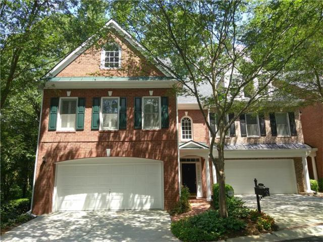 7 Carrington Way, Sandy Springs, GA 30328 (MLS #5896900) :: RE/MAX Paramount Properties