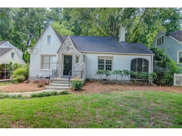 1189 Beech Valley Road NE, Atlanta, GA 30306 (MLS #5896910) :: North Atlanta Home Team