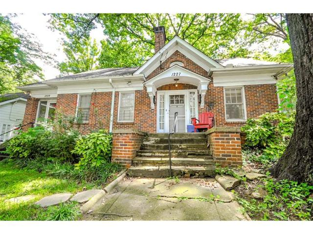 1227 N Highland Avenue NE, Atlanta, GA 30306 (MLS #5897010) :: RE/MAX Prestige