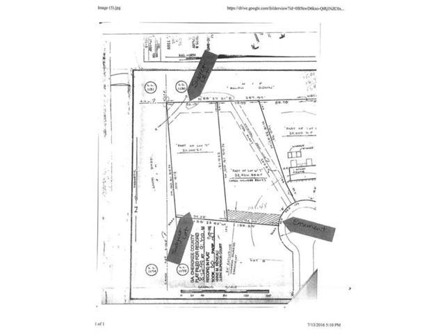 0 Westwood Drive, Acworth, GA 30102 (MLS #5897048) :: RE/MAX Prestige