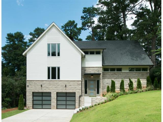 1138 Beech Haven Road NE, Atlanta, GA 30324 (MLS #5897091) :: The Hinsons - Mike Hinson & Harriet Hinson