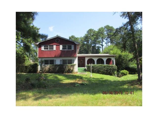4498 Rowland Court, Stone Mountain, GA 30083 (MLS #5897133) :: North Atlanta Home Team