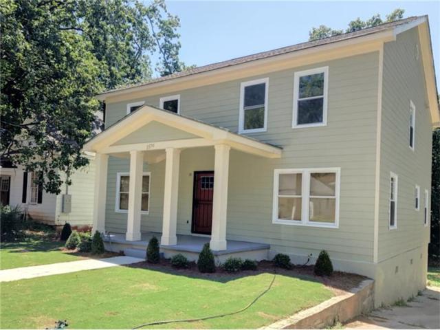 1576 Mims Street SW, Atlanta, GA 30314 (MLS #5897148) :: The Hinsons - Mike Hinson & Harriet Hinson