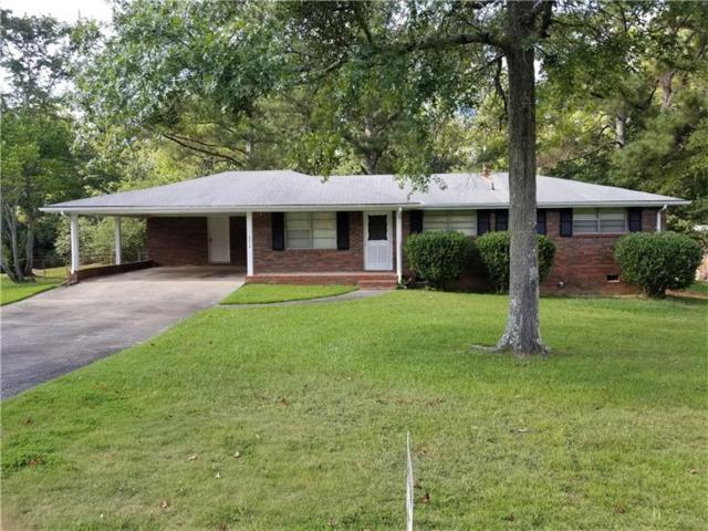 4374 Hidden Branch Drive, Douglasville, GA 30134 (MLS #5897150) :: Dillard and Company Realty Group