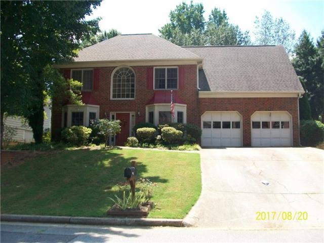 1474 Justin Drive, Lawrenceville, GA 30043 (MLS #5897231) :: North Atlanta Home Team