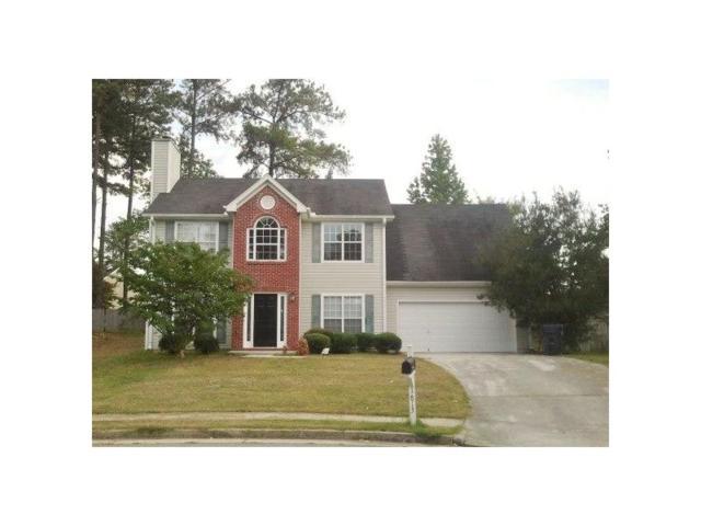 1813 Alcovy Springs Lane, Lawrenceville, GA 30045 (MLS #5897295) :: North Atlanta Home Team