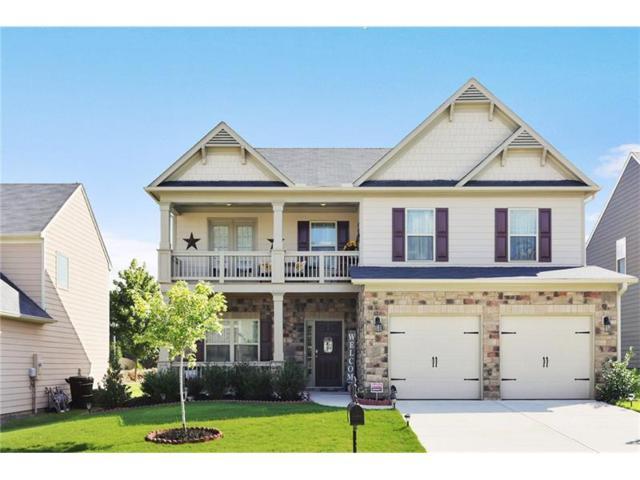 1234 Silvercrest Court, Powder Springs, GA 30127 (MLS #5897378) :: North Atlanta Home Team