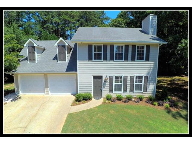 3105 Calumet Circle NW, Kennesaw, GA 30152 (MLS #5897395) :: North Atlanta Home Team