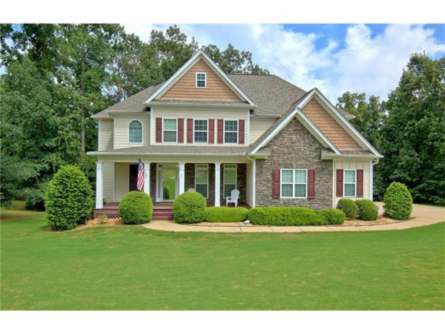215 Glade Knoll Trail, Fayetteville, GA 30215 (MLS #5897425) :: North Atlanta Home Team