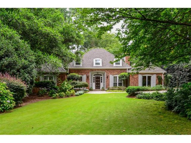 4075 Northside Drive NW, Atlanta, GA 30342 (MLS #5897502) :: North Atlanta Home Team
