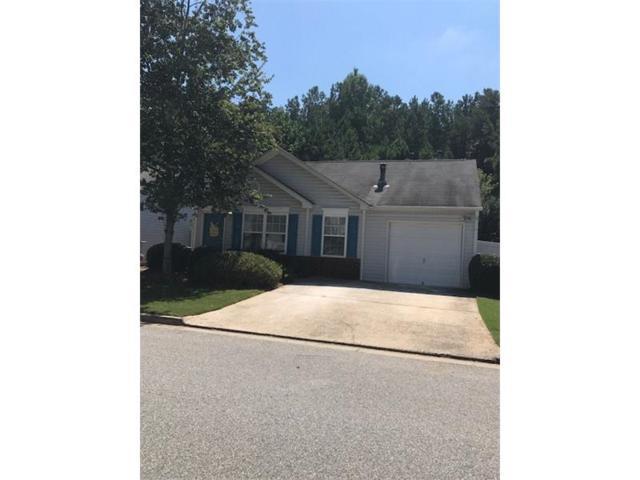 124 Oak Grove Place, Acworth, GA 30102 (MLS #5897547) :: North Atlanta Home Team