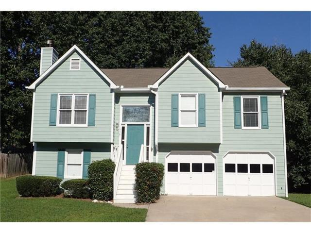 118 Aztec Way, Acworth, GA 30102 (MLS #5897630) :: North Atlanta Home Team
