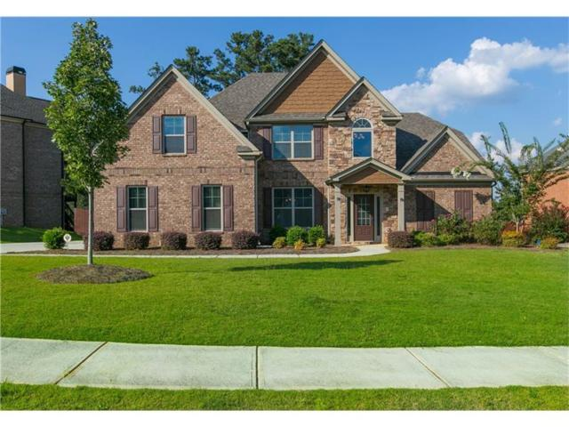 2588 Britt Trail Drive, Lawrenceville, GA 30045 (MLS #5897655) :: North Atlanta Home Team