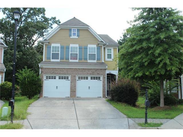 981 Ledge Hill Cove, Lawrenceville, GA 30045 (MLS #5897705) :: Carrington Real Estate Services