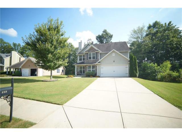113 Aplomado Lane W, Dawsonville, GA 30534 (MLS #5897752) :: North Atlanta Home Team