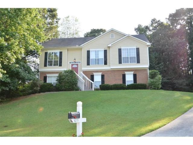 4073 Tiffany Rae Cove, Buford, GA 30519 (MLS #5897798) :: North Atlanta Home Team