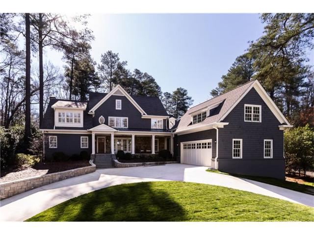 975 Winall Down Road NE, Atlanta, GA 30319 (MLS #5897859) :: North Atlanta Home Team