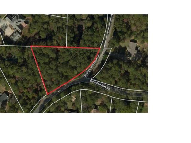 215 Mountain Park Road, Woodstock, GA 30188 (MLS #5897861) :: North Atlanta Home Team