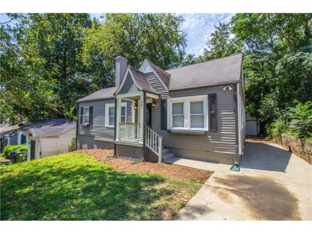 1967 Conrad Avenue SE, Atlanta, GA 30315 (MLS #5897899) :: North Atlanta Home Team