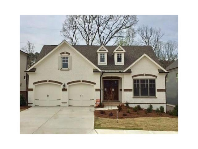 11410 N Crestview, Lot 160 Terrace, Johns Creek, GA 30024 (MLS #5897933) :: North Atlanta Home Team