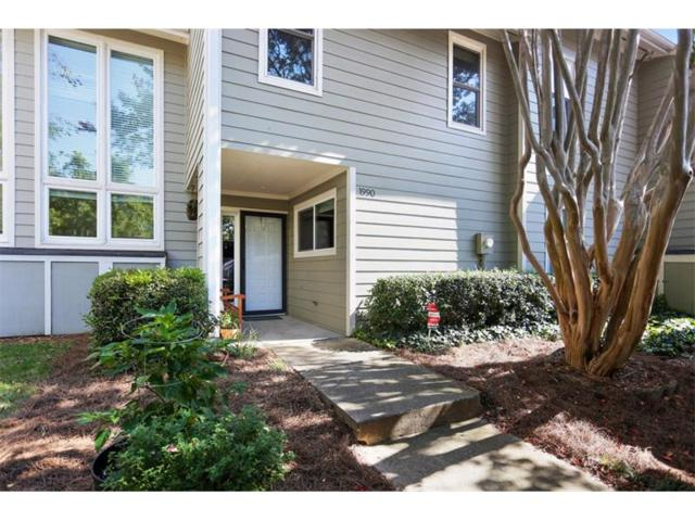 1990 Variations Drive NE #1990, Atlanta, GA 30329 (MLS #5898023) :: North Atlanta Home Team