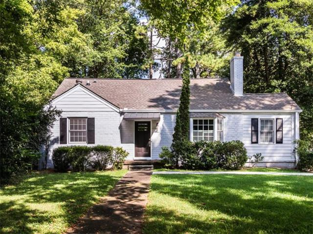 1336 Scott Boulevard, Decatur, GA 30030 (MLS #5898052) :: Carrington Real Estate Services
