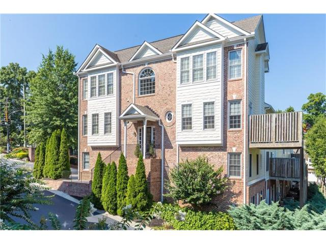 5492 Glenridge Drive #572, Atlanta, GA 30342 (MLS #5898144) :: North Atlanta Home Team