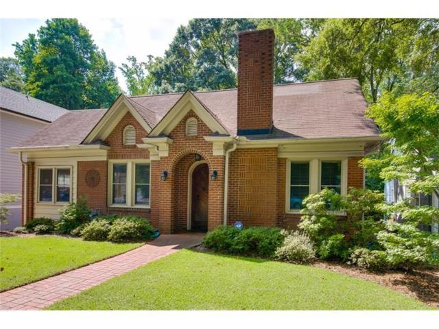 132 W Davis Street, Decatur, GA 30030 (MLS #5898208) :: Path & Post Real Estate