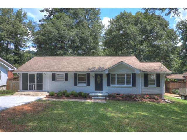 986 Gaylemont Circle, Decatur, GA 30033 (MLS #5898452) :: Carrington Real Estate Services