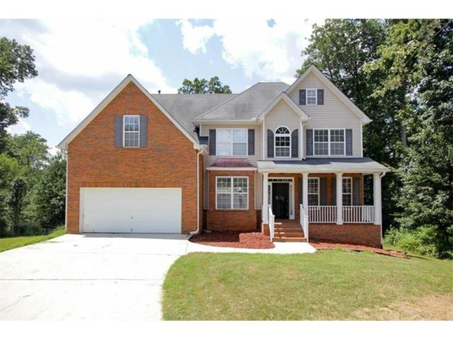 4802 Brown Leaf Drive, Powder Springs, GA 30127 (MLS #5898590) :: North Atlanta Home Team