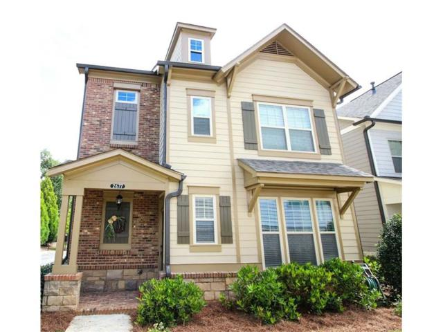 2677 Telfair Drive SE, Smyrna, GA 30080 (MLS #5898620) :: North Atlanta Home Team
