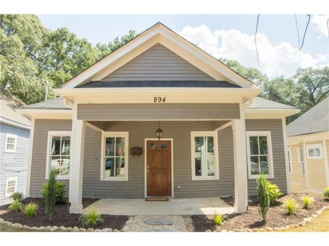 894 White Street SW, Atlanta, GA 30310 (MLS #5898633) :: Carrington Real Estate Services