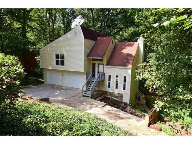 3975 Rock Mill Parkway, Marietta, GA 30062 (MLS #5898635) :: North Atlanta Home Team